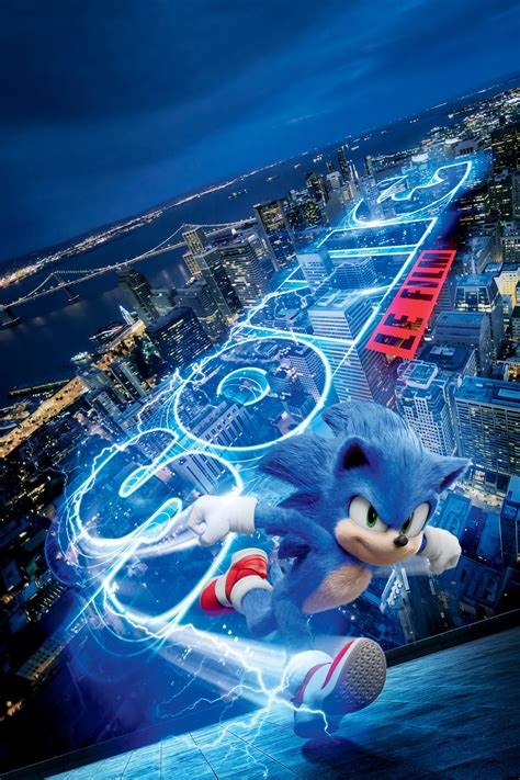 Sonic, le film (2020) Streaming Complet VF