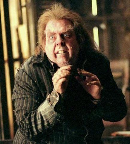 """Peter Pettigrew's nickname is """"Wormtail"""" because his"""