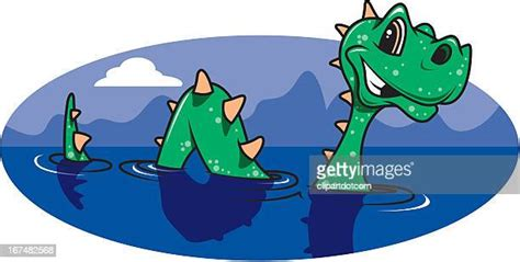Loch Ness Monster Stock Illustrations and Cartoons   Getty