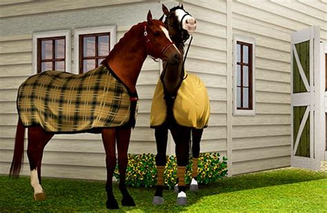 CHEVAUX SIMS 3 A TELECHARGER - Nimuldenttami