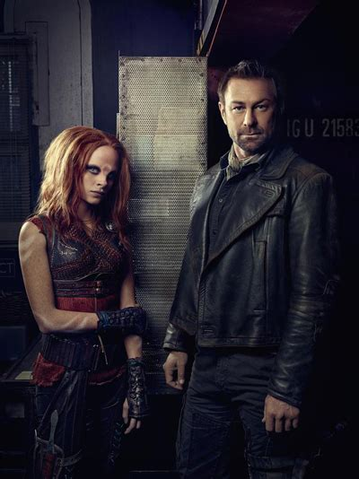 Stephanie Leonidas From Defiance Interview About Season
