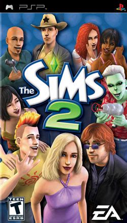 The Sims 2 (PlayStation Portable) — StrategyWiki, the