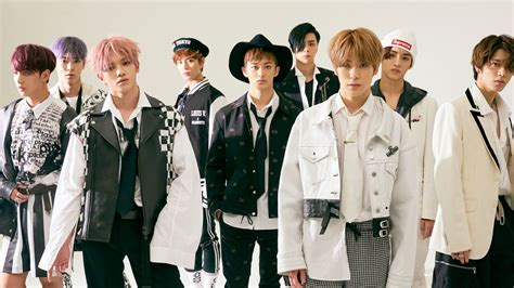 Why K-Pop's NCT Has Style Worth the Watch - Vogue