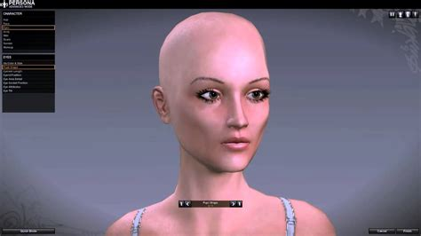 APB:Reloaded Female Character Creation - YouTube