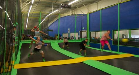 Rare Air Is The Northern California Trampoline Park The