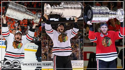 Blackhawks weigh which of three Cup teams was best | NHL