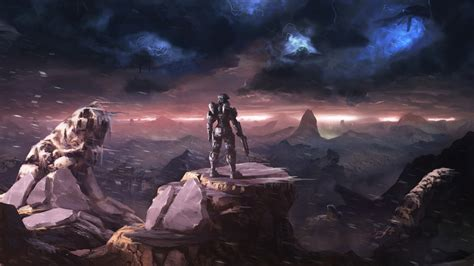 Noble 6, Halo, Video games, Halo Reach Wallpapers HD