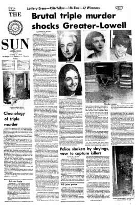The Lowell Sun from Lowell, Massachusetts on January 2