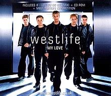 My Love (Westlife song) - Wikipedia