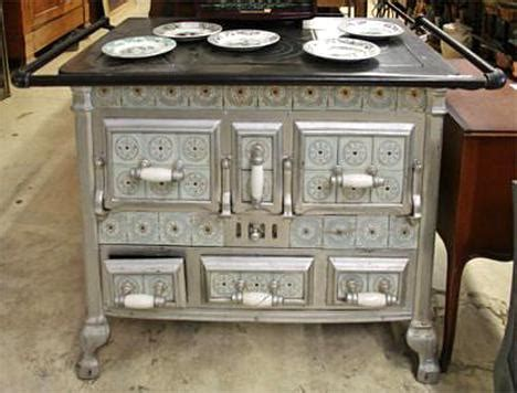 Cuisiniere Ancienne Emaille d'occasion