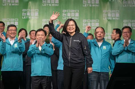 Tsai's Victory: The Rippling Effect In The New Cold War