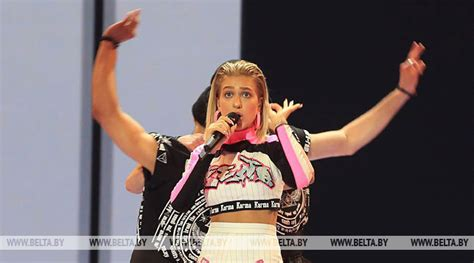 Belarus to perform 19th in Eurovision Grand Final