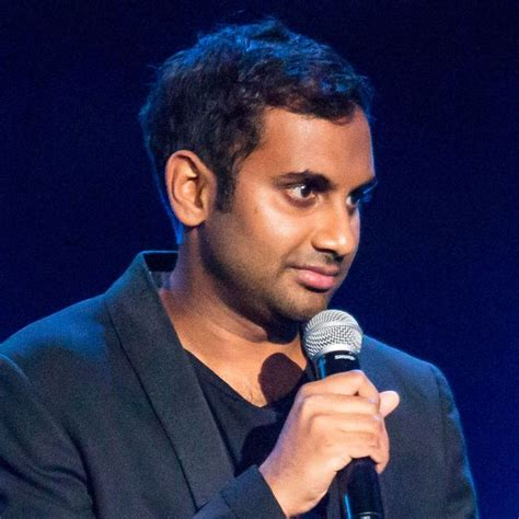 Aziz Ansari's Post-#MeToo 'Working Out New Material' Shows