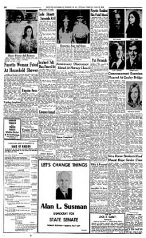 Beckley Post-Herald from Beckley, West Virginia on May 12