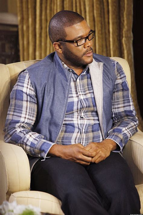 Tyler Perry Tells Oprah: 'I'm Not Supposed To Be Alive