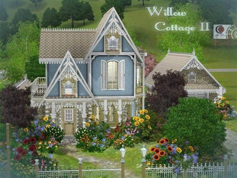 Victorian Carly's Willow Cottage II