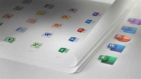Microsoft reveals new Office app icons – Emre Aral