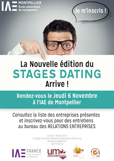 Stage Dating   IAE Montpellier