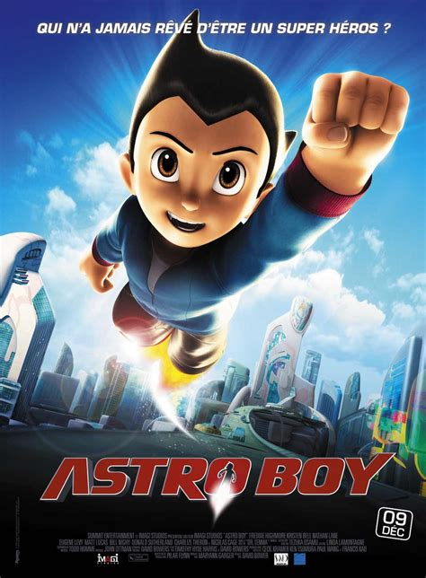 Astro Boy (#8 of 11): Extra Large Movie Poster Image - IMP