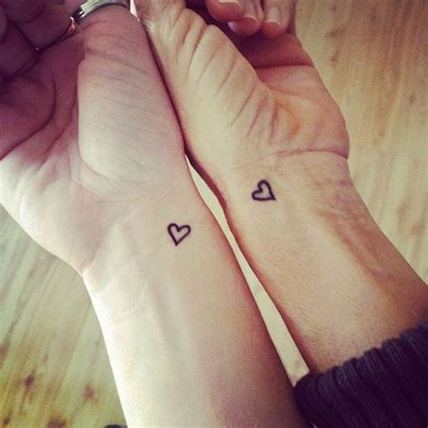 Friend Tattoos Designs, Ideas and Meaning | Tattoos For You