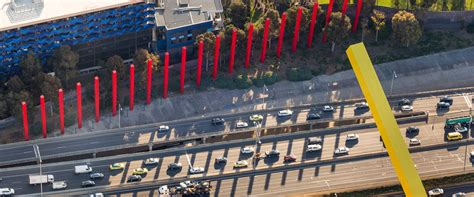 New lanes opening early on CityLink and West Gate Freeway