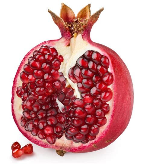 The best way to open the pomegranate, a super fruit - The