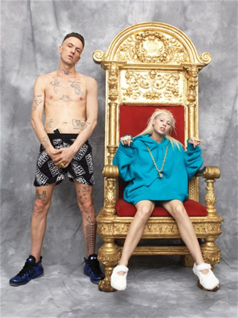 Did Die Antwoord Dump Interscope Records?   Hollywood Reporter