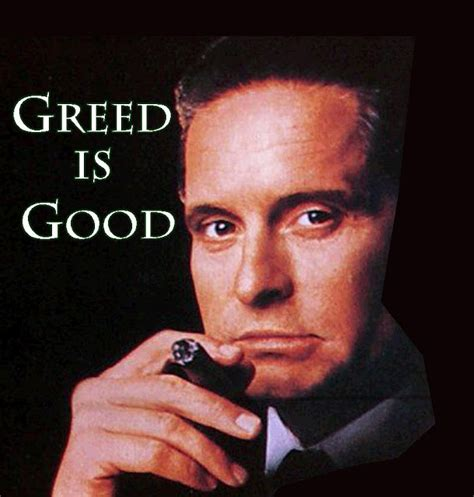 Is Greed Still Good? – The Blog for Mr Brick