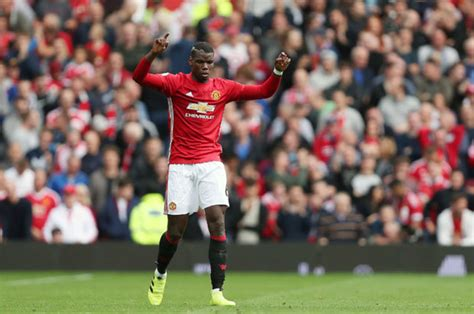 Paul Pogba: How it felt to score my first goal for