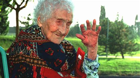 Did Jeanne Calment live to 122 years old, or did her