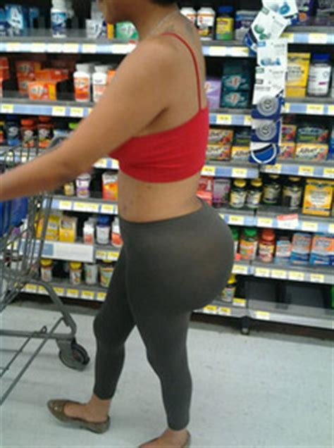 Meanwhile at Walmart You Can Wear Yoga Pants and Thats Ok
