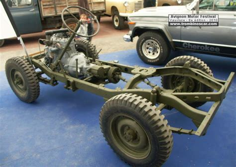 chassis pour Jeep