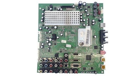 Haier TV Model HLC32R1 Main Audio video Board Part Number