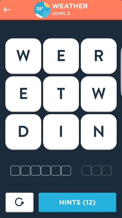 WordBrain 2 – Games for Android 2018 – Free download