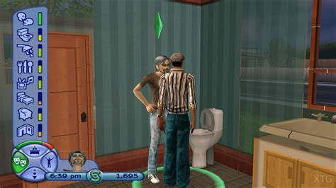 The Sims 2 (Europe) PS2 ISO - CDRomance
