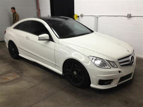 pics on my e coupe 550 - Mercedes-Benz Forum