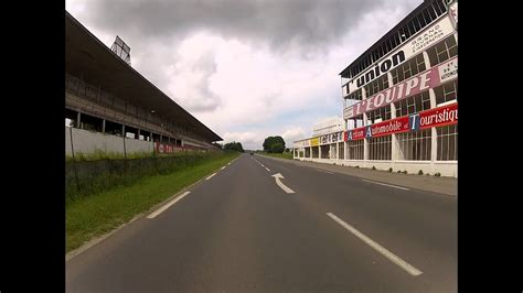 THE OLD REIMS RACE TRACK - YouTube