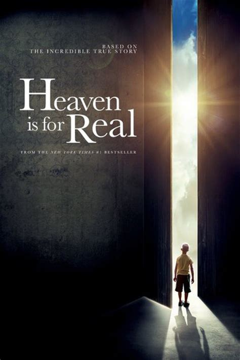 HEAVEN IS FOR REAL   Movieguide   Movie Reviews for Christians
