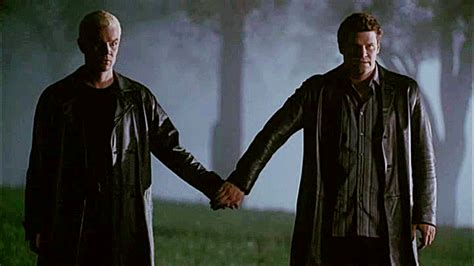 Should Buffy have ended up with Angel or Spike? Joss