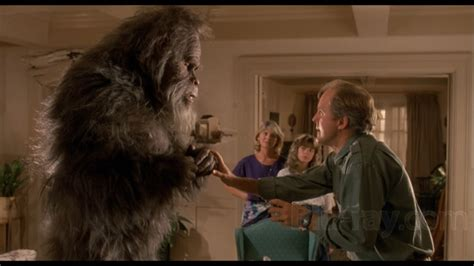 Harry and the Hendersons Blu-ray