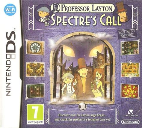Professor Layton and the Last Specter for Nintendo DS