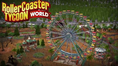Is This The Roller Coaster Tycoon Game We've Been Waiting