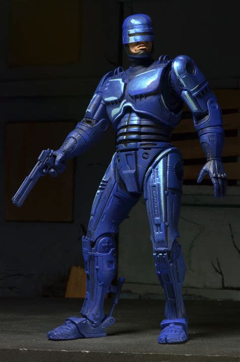 RoboCop – 7″ Scale Action Figure – Classic Video Game
