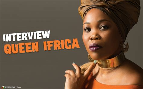 Interview: Queen Ifrica Talks Real in Kingston