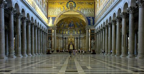 Basilica of San Paolo outside the walls | Flickr