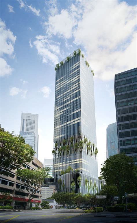 BIG and CRA: Nature and architecture in the Singapore