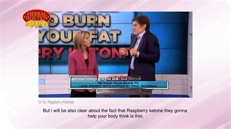Raspberry Ketone - Dr Oz Review Weight Loss Supplement