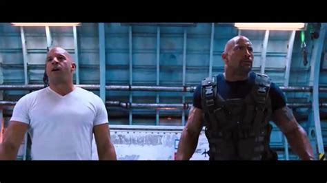 Fast And Furious 6 Airplane Fight Scene - YouTube