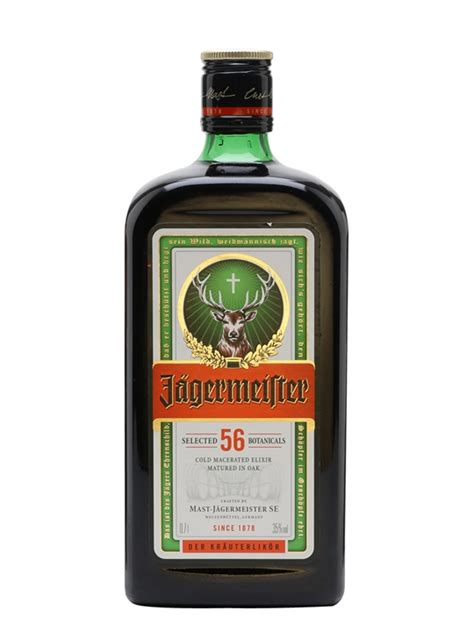 Jagermeister Liqueur : The Whisky Exchange