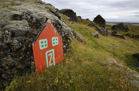 Road Building Project in Iceland Stopped Due to Elves